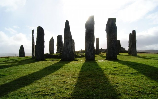 Callanish stone circle (copyright Warren Bailie)